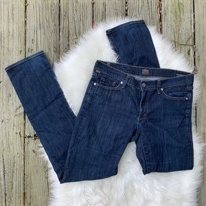 Citizens of Humanity Elson Mid Rise Straight Jeans